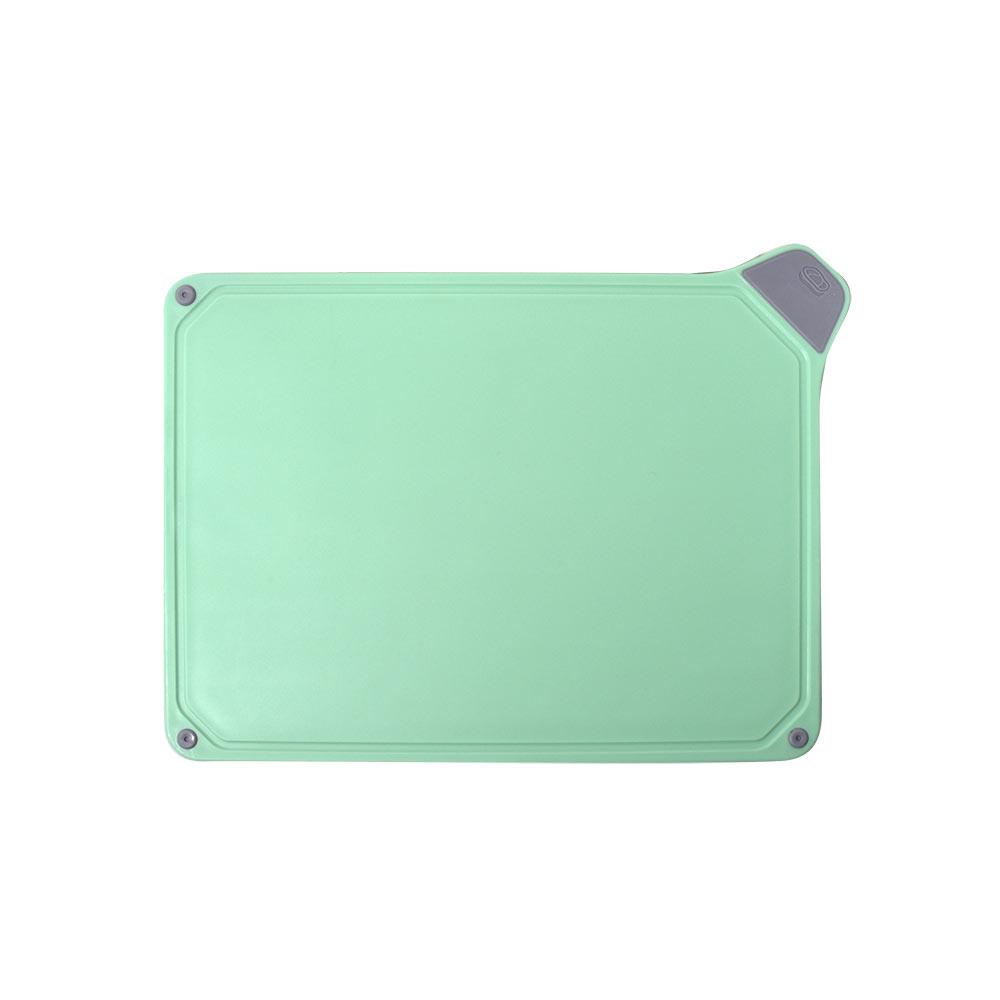 UV除菌+送風乾燥スタンド用肉まな板 グリーン