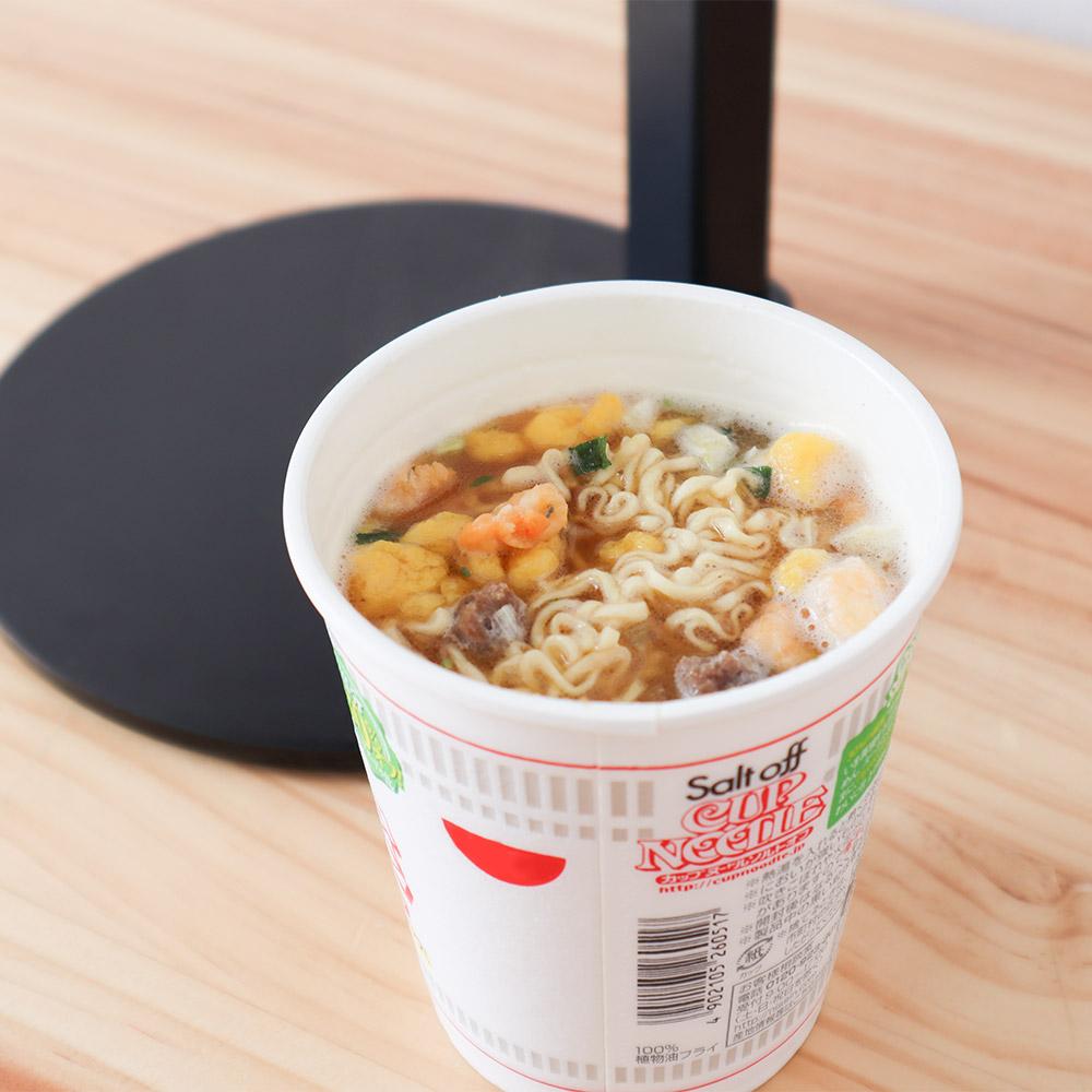 自動カップ麺メーカー「まかせ亭」