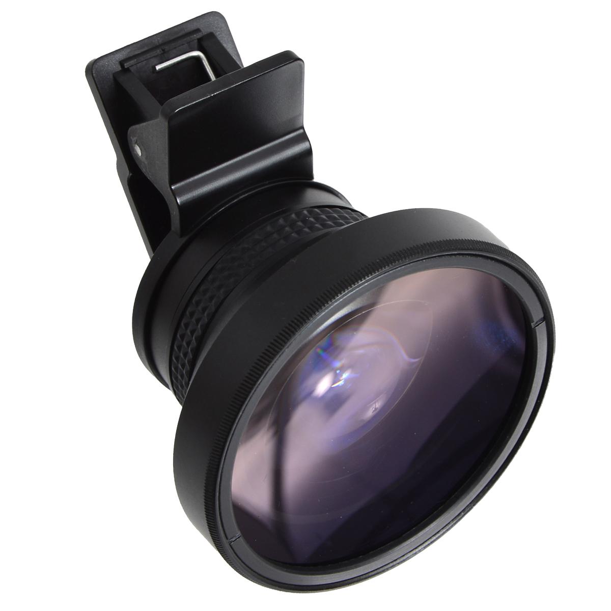 超ドでかクリップ式魚眼レンズ