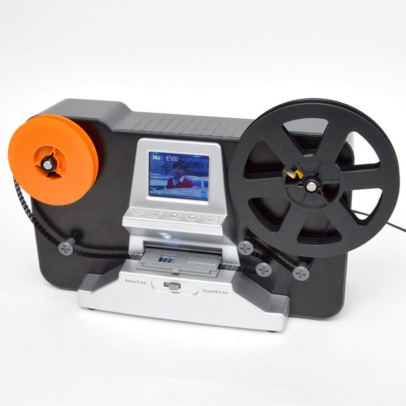 8mmフィルムデジタルコンバーター「スーパーダビング8」