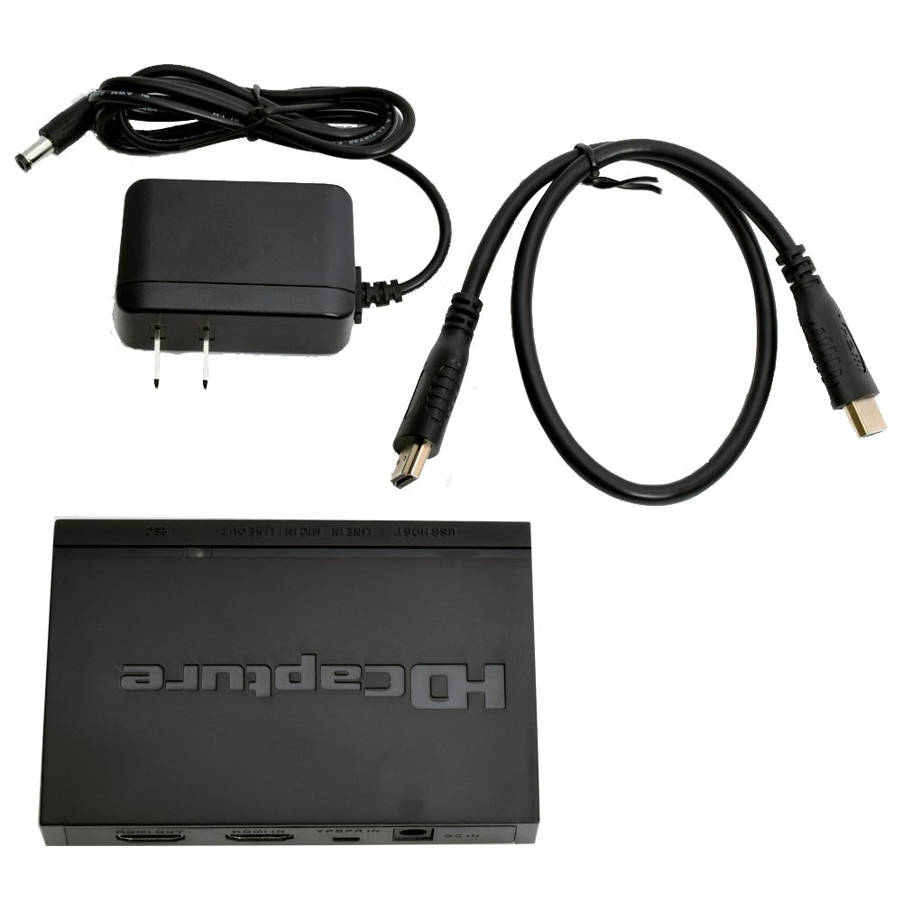 イチ押し録画HDMIキャプチャーBOX