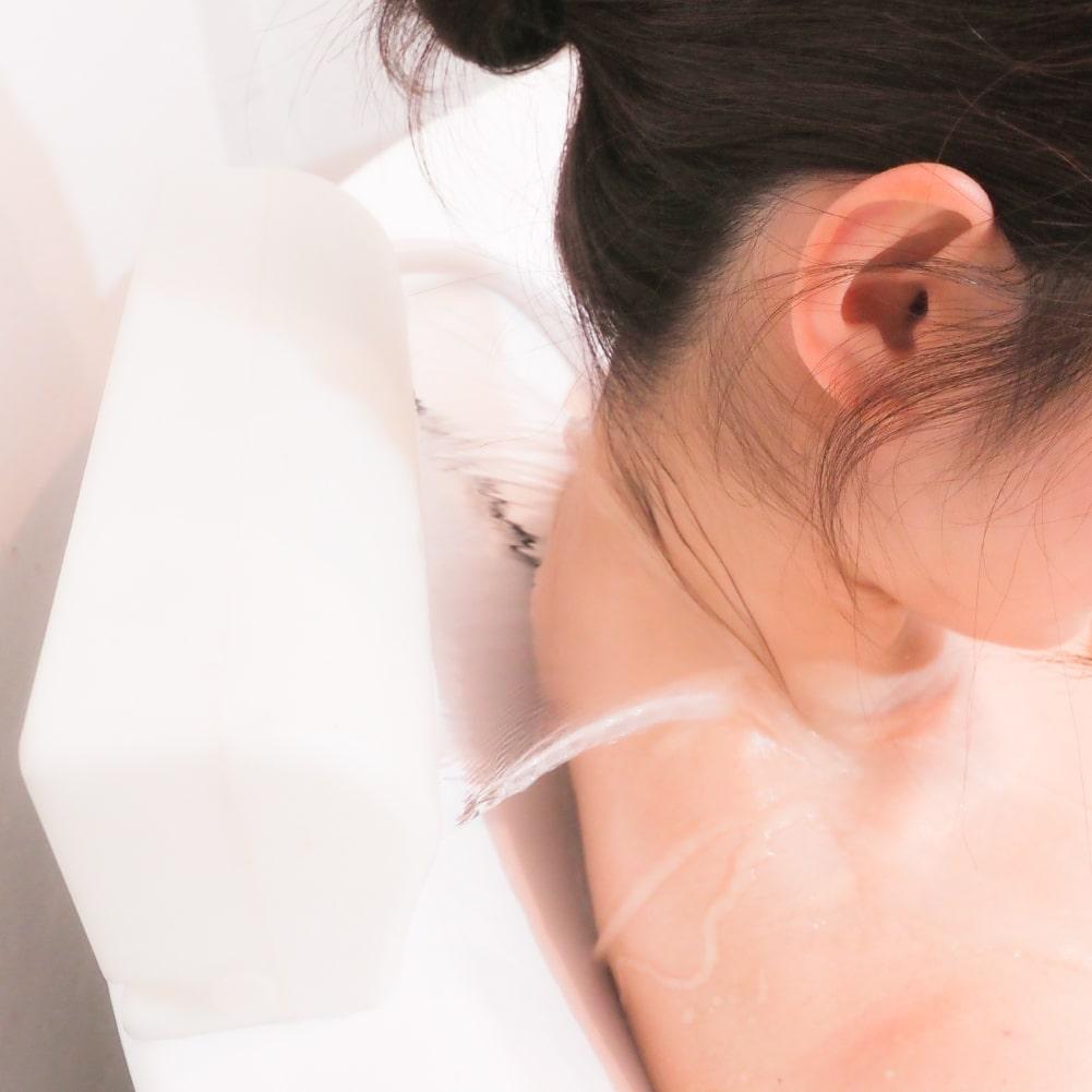 かんたんに後付け!極楽肩湯システム「かた〜ゆ」
