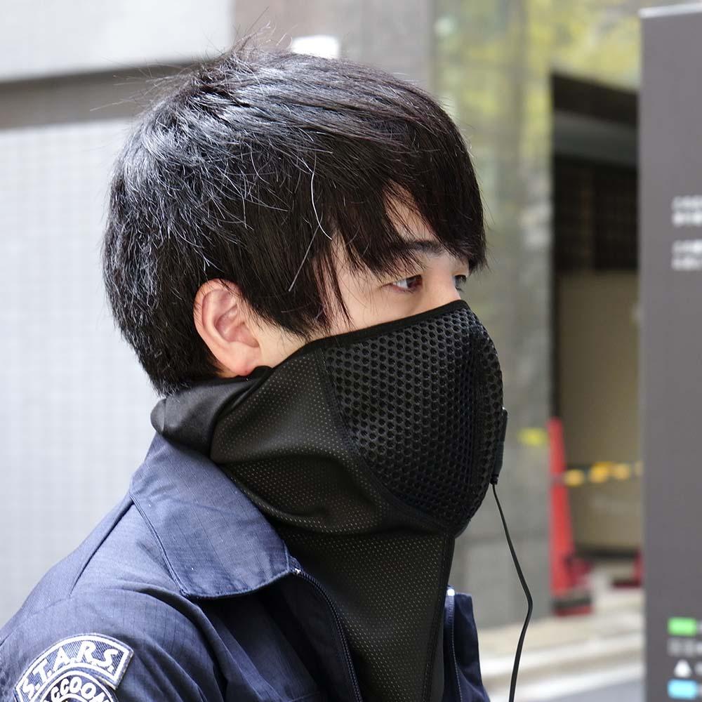 3wayヒーター内蔵あったかネックウォーマー【店舗在庫あり!】