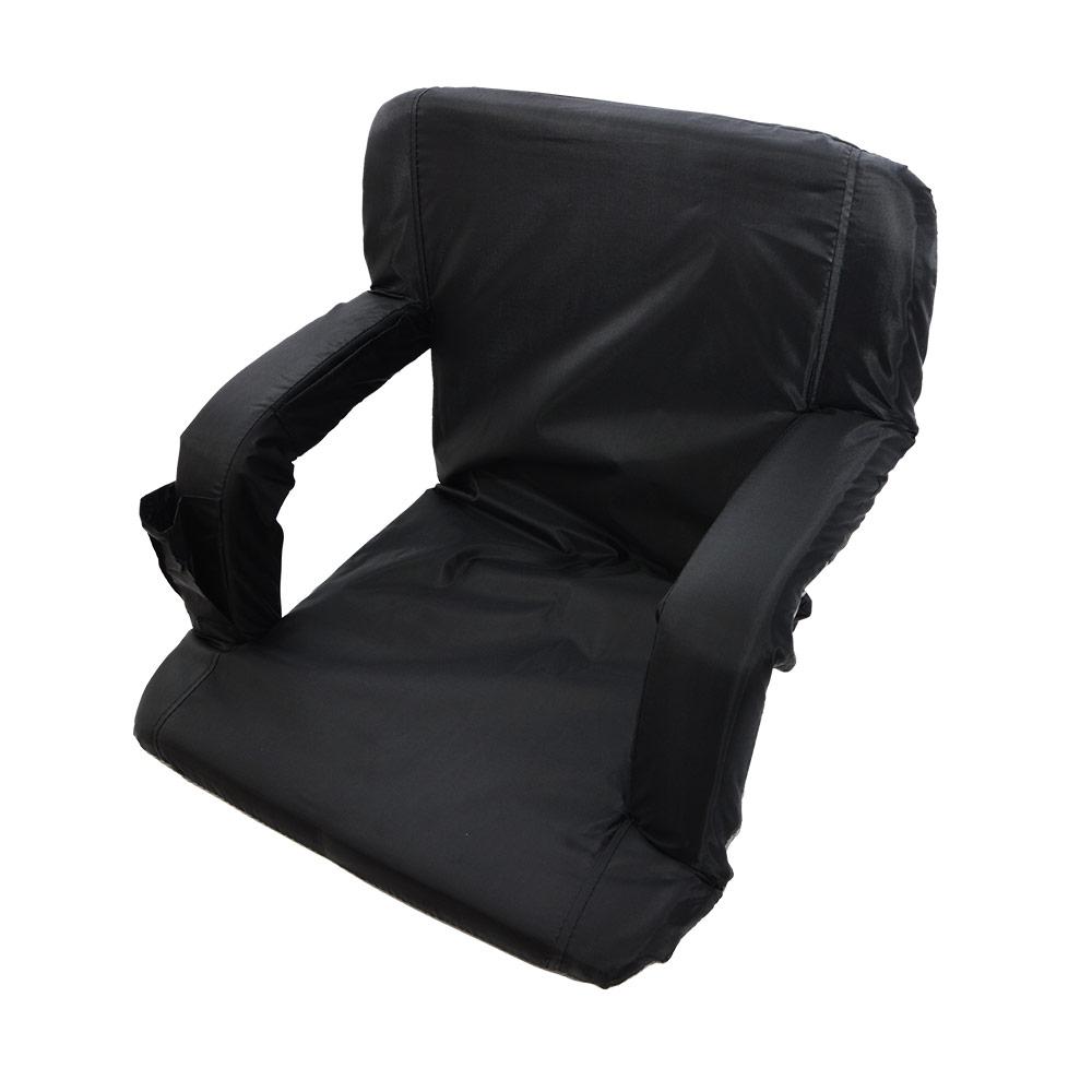 背負える座椅子「どこでも座イス」