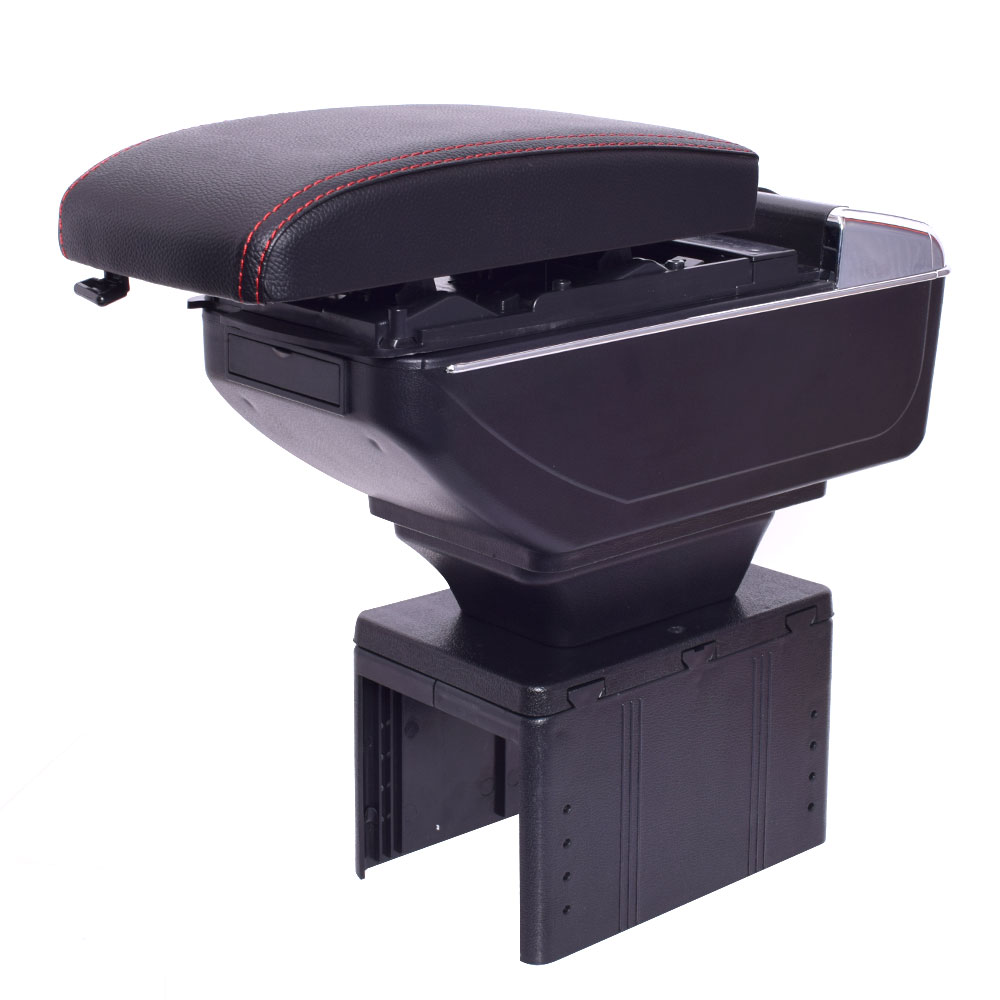 DIY車用アームレストコンソール収納ボックス2