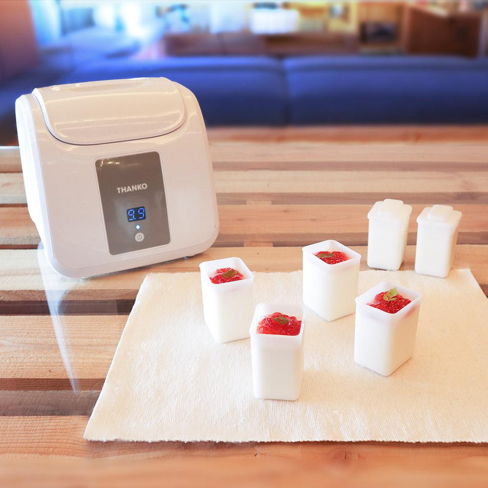 朝専用ヨーグルトメーカー「ヨーグルト冷蔵庫」