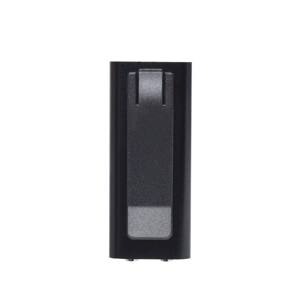 指でつまめる液晶付きスーパーミニボイスレコーダー