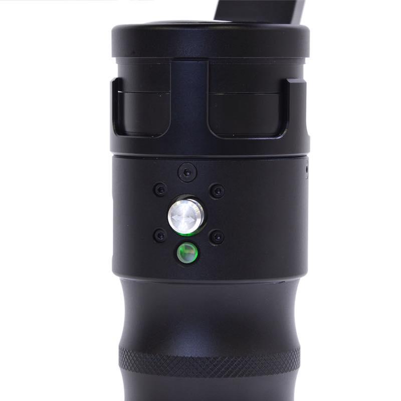 デジタル一眼対応 3軸電動カメラスタビライザー