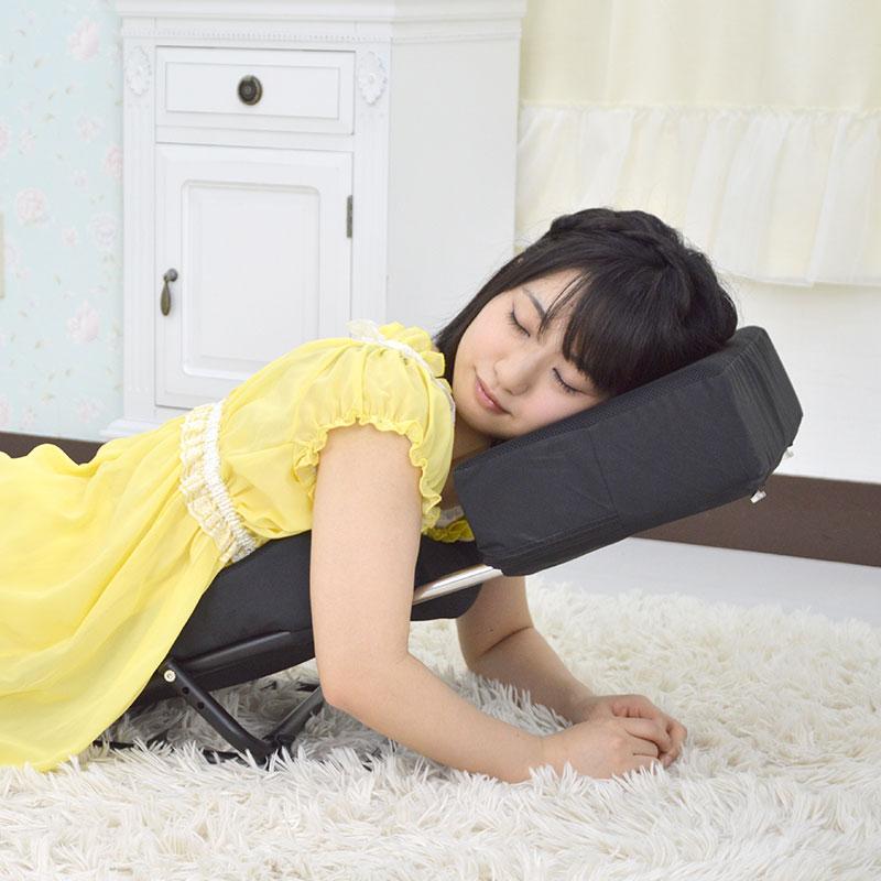 横向き寝クッション