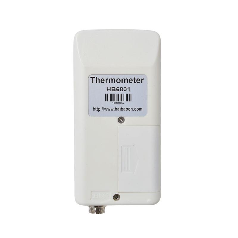 K熱電対センサー付デジタル温度計