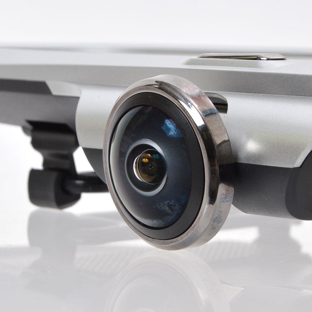 ミラー型360度全方位ドライブレコーダー リアカメラ付き 高耐久Class10 microSDカード32GB付