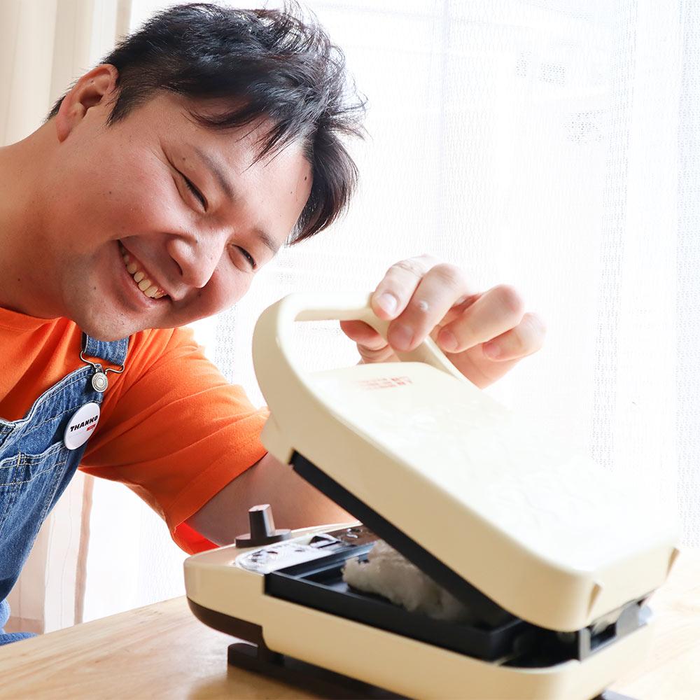 はさんで調理「クッキングプレスメーカー」 ★決算セール特価★