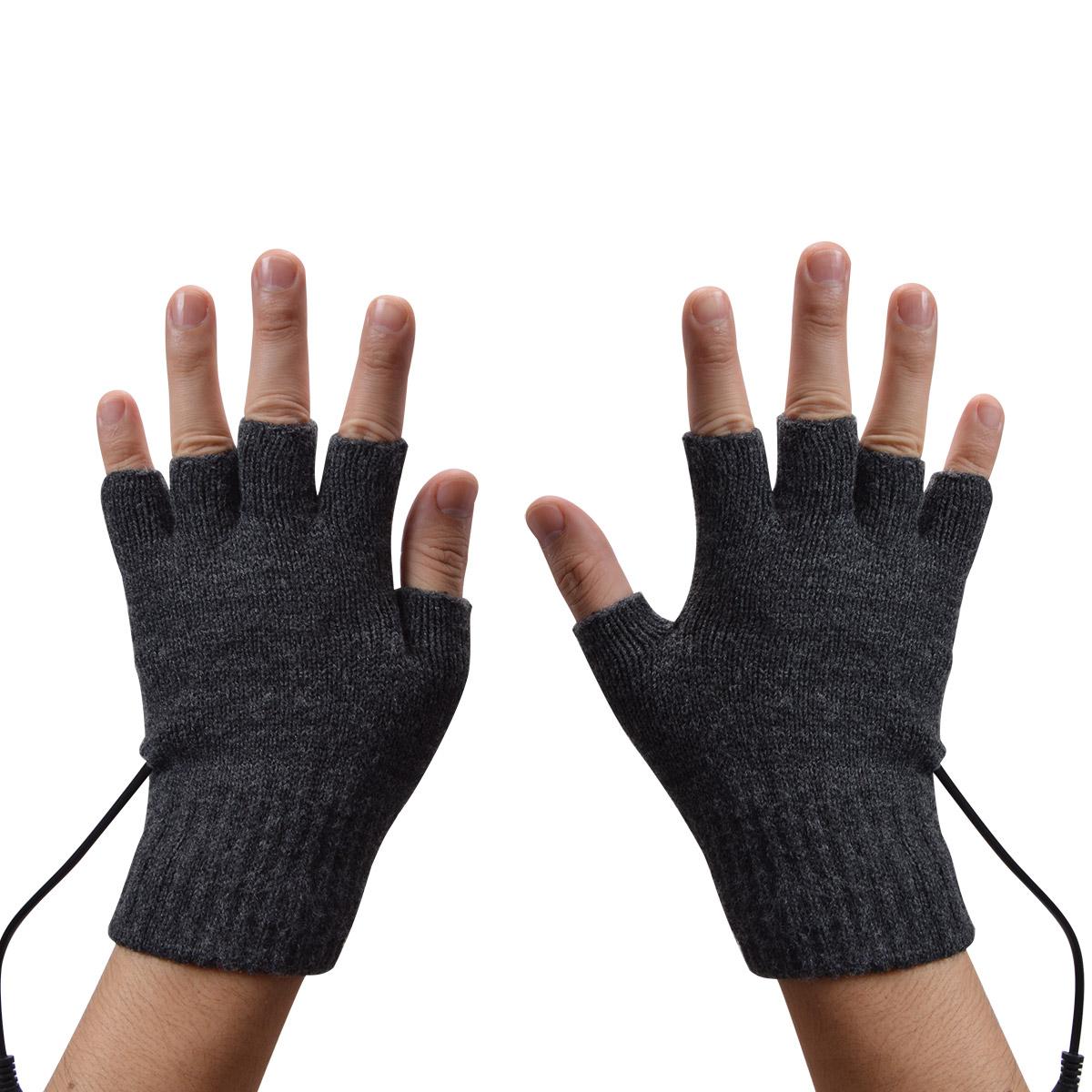 USB指までヒーター手袋
