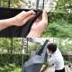 2wayで使える「折り畳み傘ときどきポンチョ」