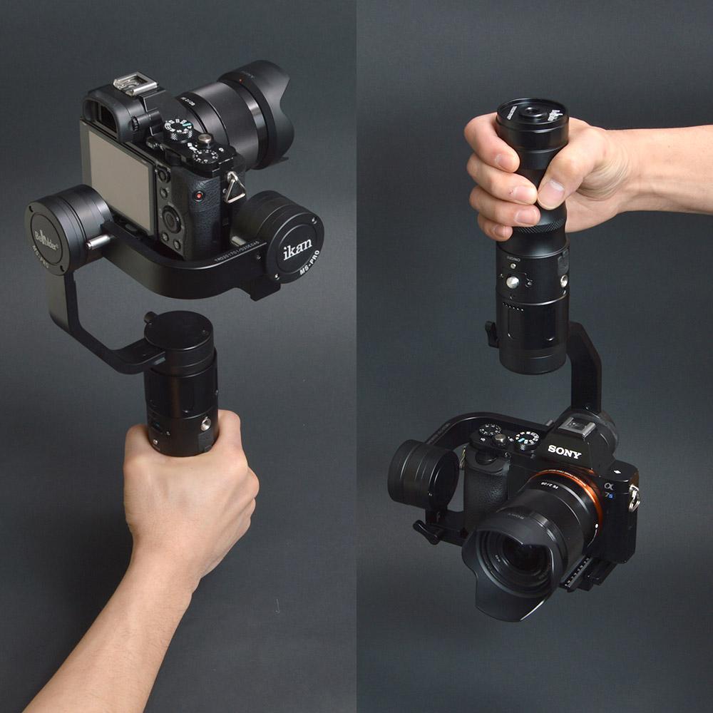 デジタル一眼対応 3軸電動カメラスタビライザーPro