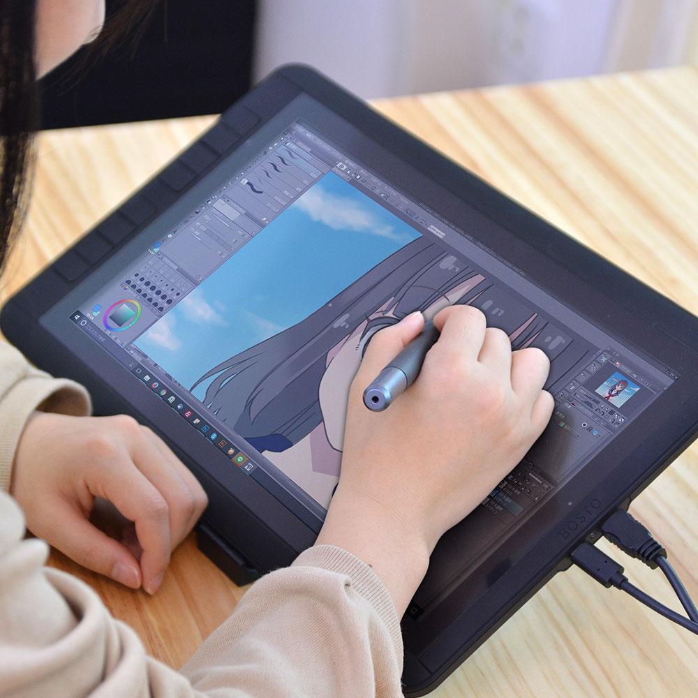 13.3インチ液晶ペンタブレット「ミンタブ」モバイル