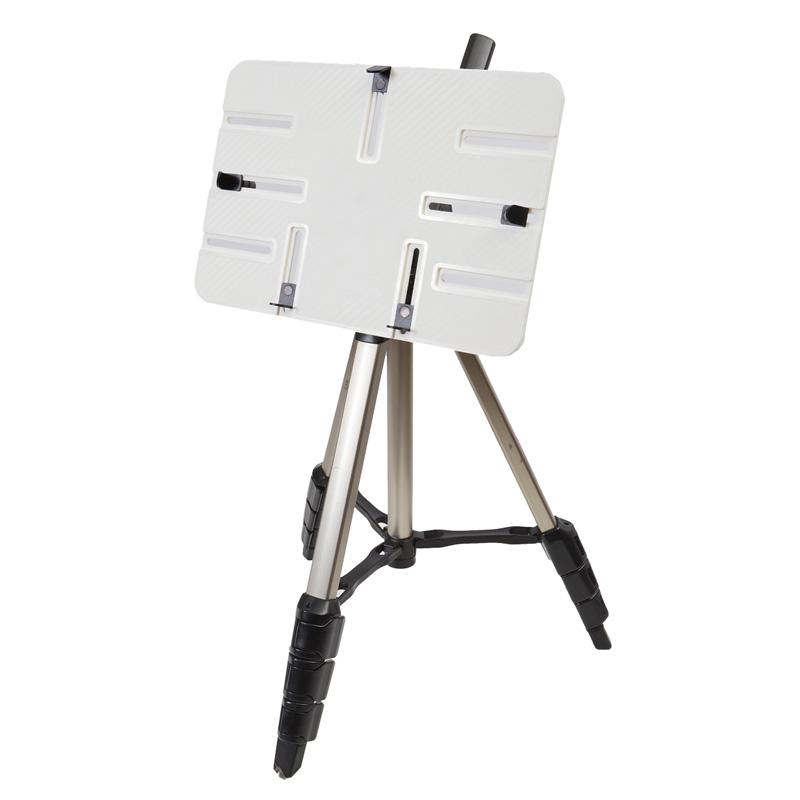 カメラ三脚用タブレットデスク