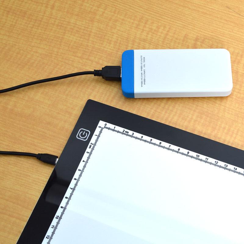ごくうす調光USBトレース台(A4)