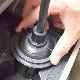 ドリンクホルダーがっちり固定ワイヤレス充電スマホ車載ホルダー
