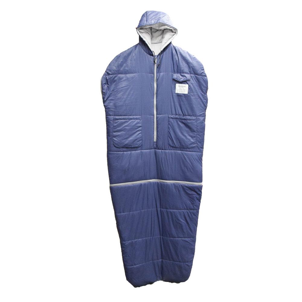 着たまま動ける!寝袋2WAYジャケット