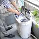 小型二槽式洗濯機「別洗いしま専科」