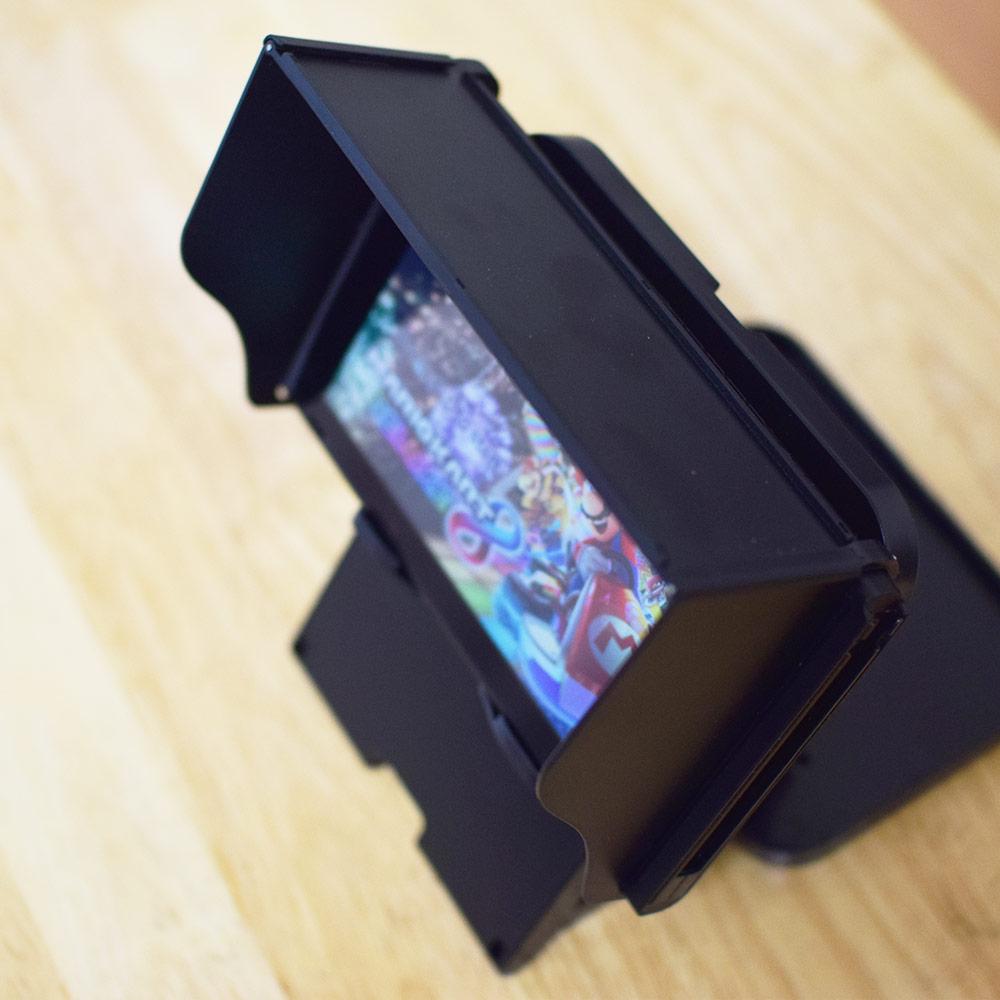 NintendoSwitch専用遮光プレイスタンド