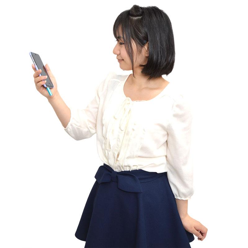 iPhone/Android対応「超小型イヤホンジャックUVチェッカー」