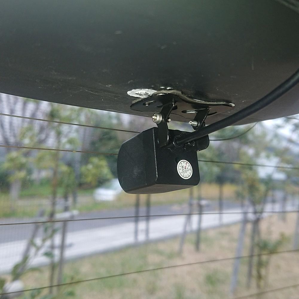 7.84インチ前後撮影置くだけドライブレコーダー