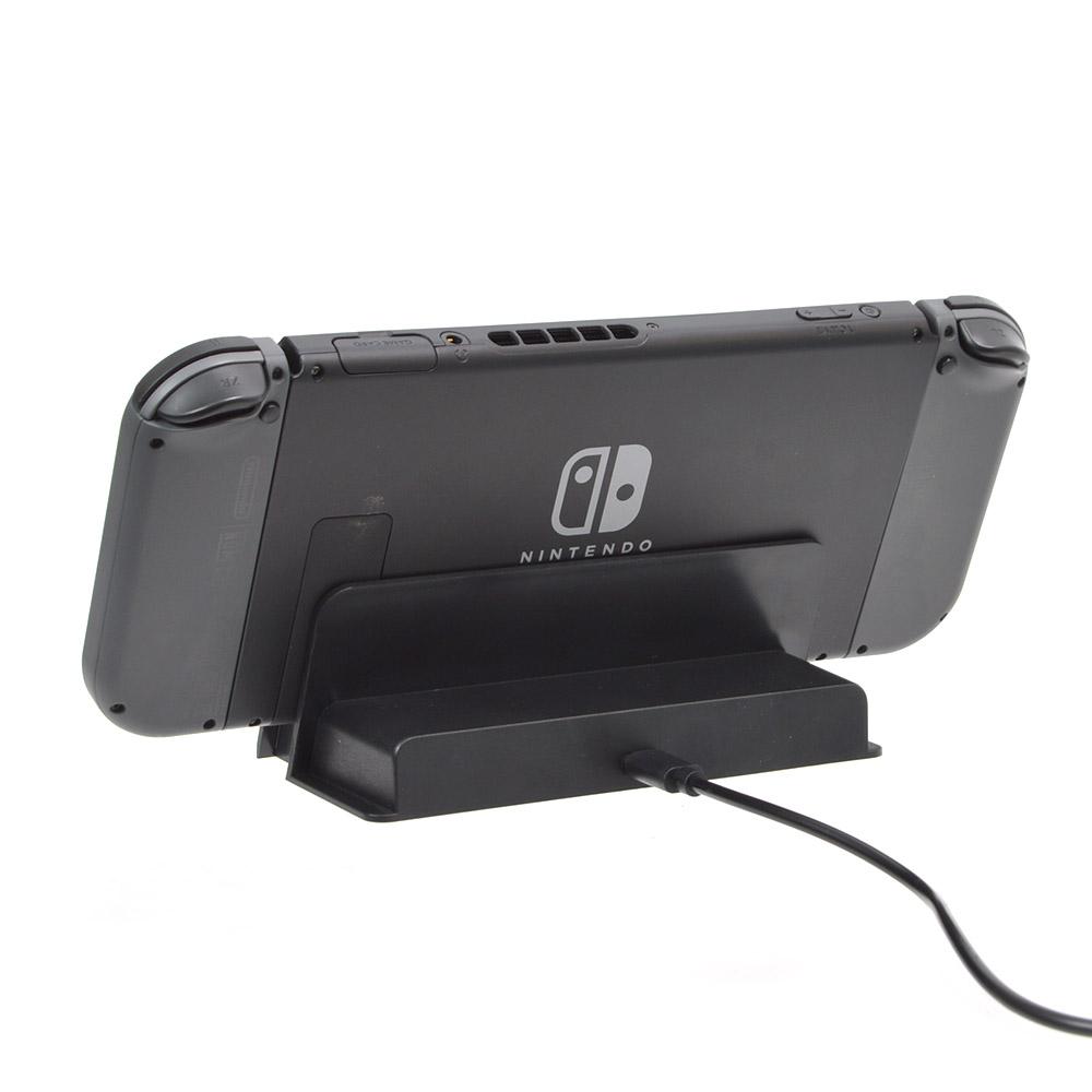 Nintendo Switch用充電スタンド USB Type-C to Aケーブル付き