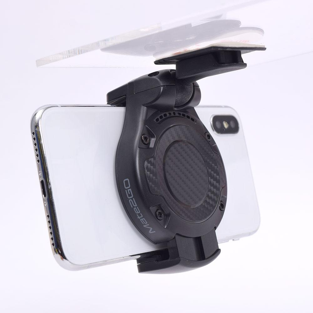 ドラレコアプリ付きQi対応スマホホルダー