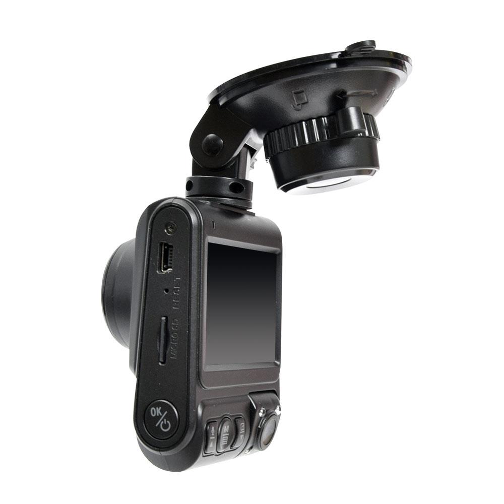 超高感度車内カメラ搭載前後撮影ドライブレコーダー