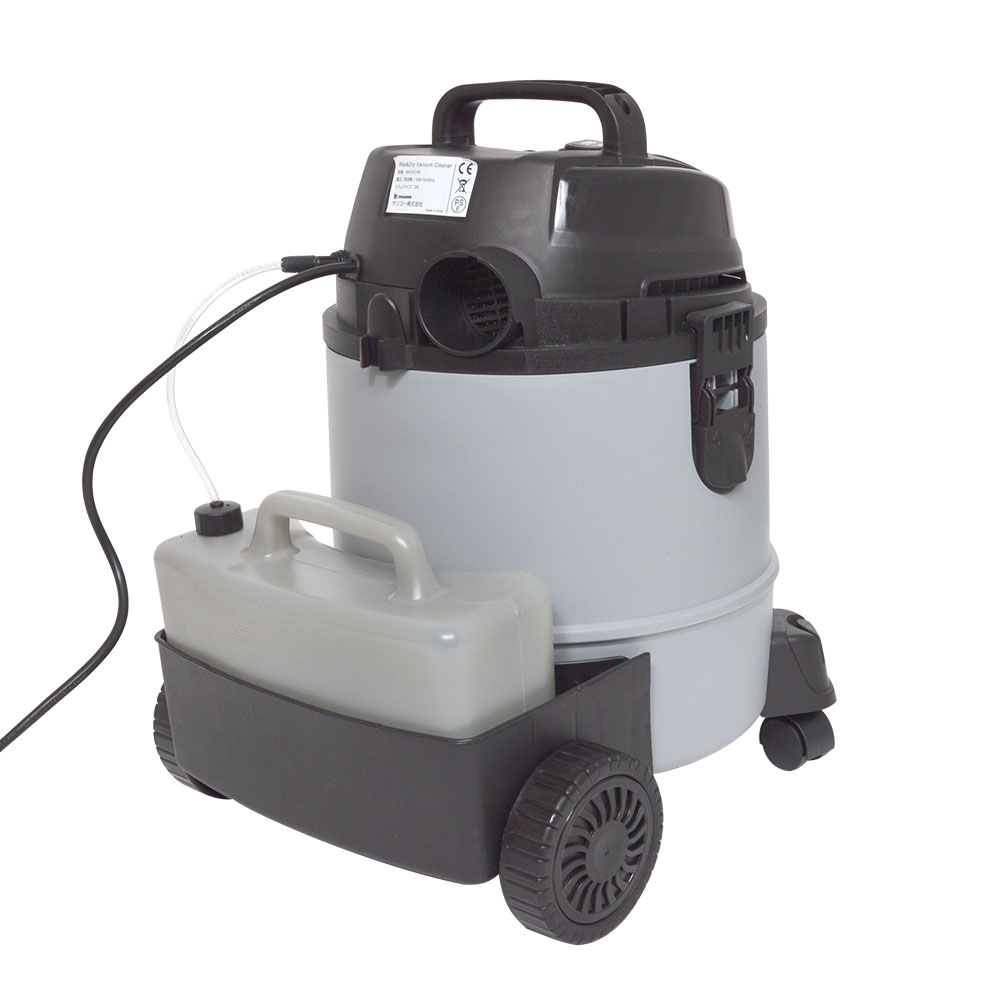 洗えないところを洗える水洗い掃除機「ウォッシャブルクリーナー」