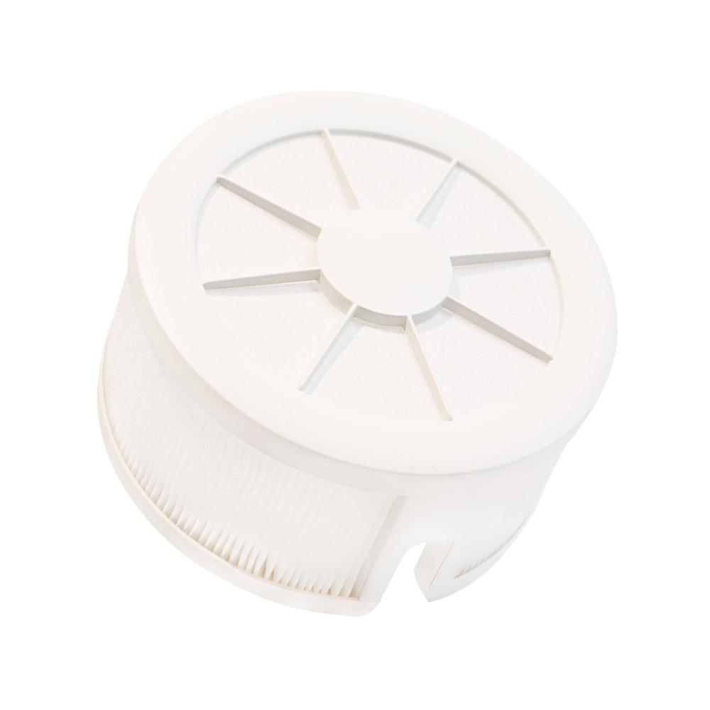 花粉やほこりをキャッチする空気清浄機「スポットクーリングファン」HEPAフィルター