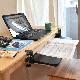 後付けできるデスク収納「スライド式キーボードトレイ2」