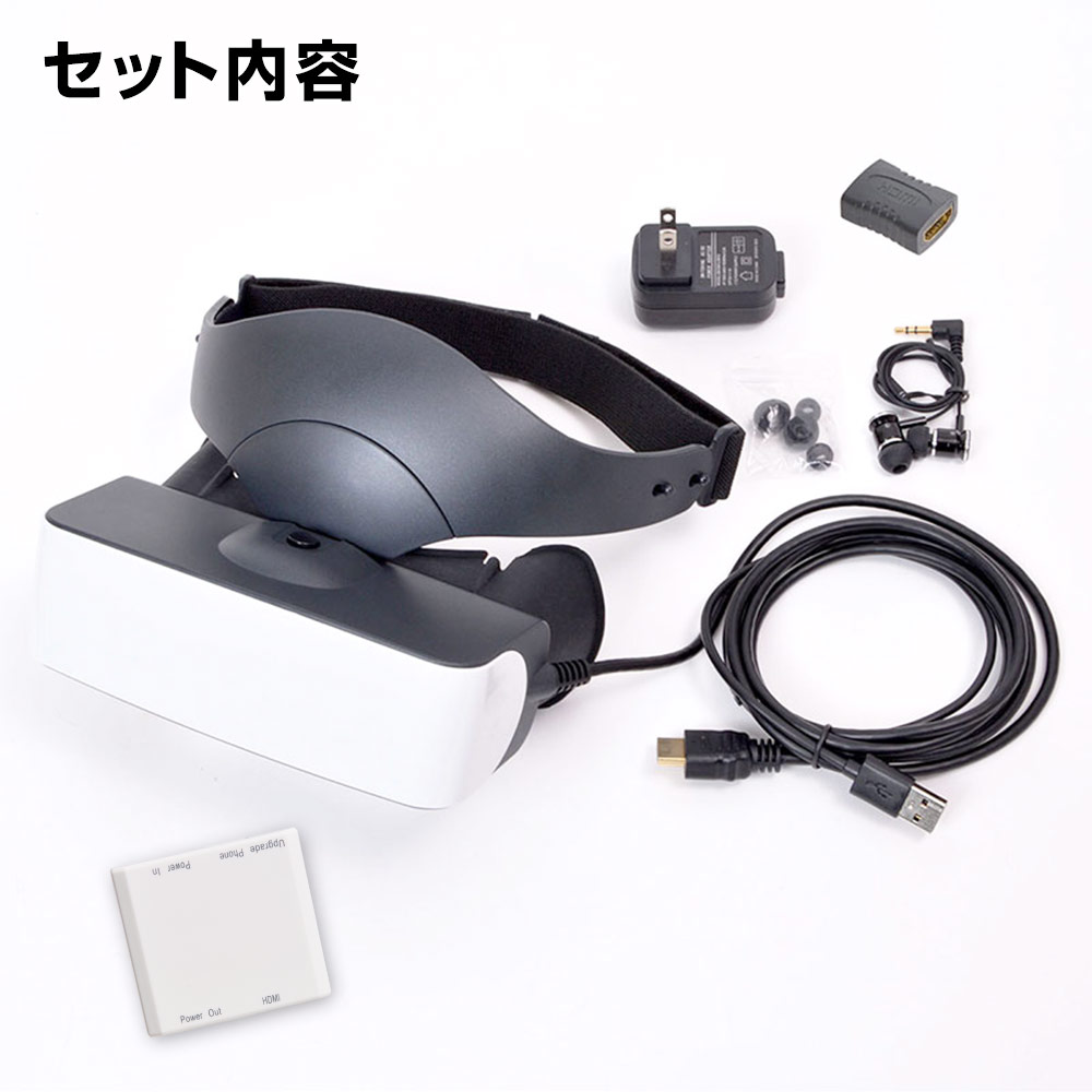 EYE THEATER&HDMIビデオ出力アダプタ for iPhoneセット