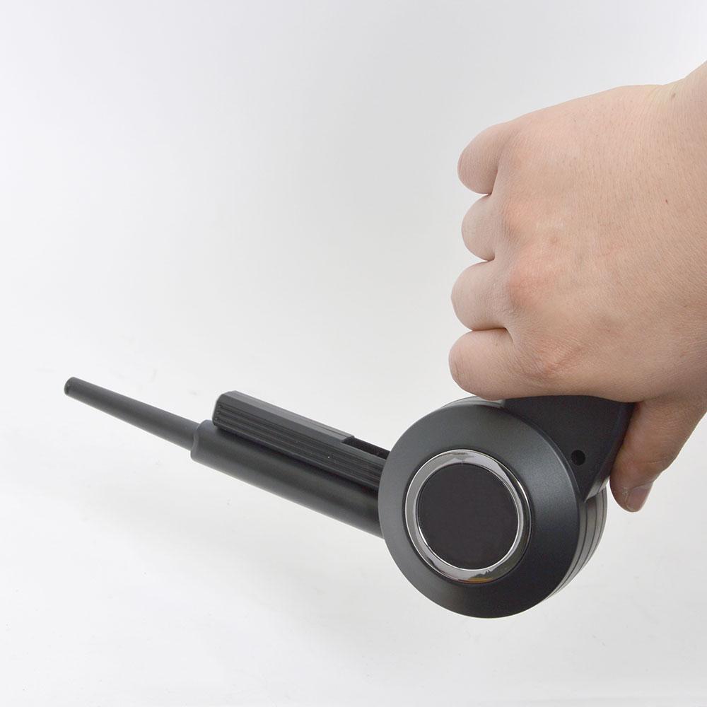 静音充電式エアダスター「SHUSHUっとね」