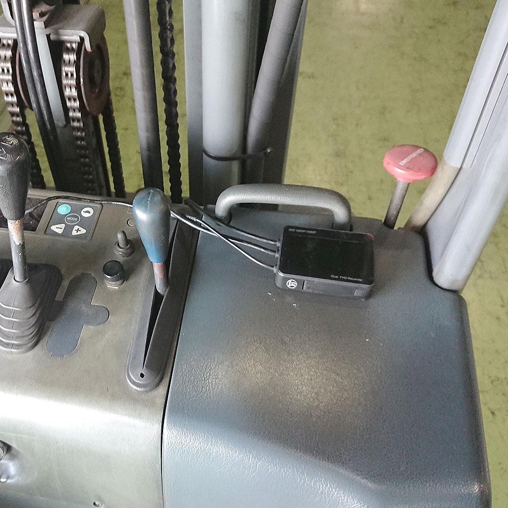 フォークリフト/建機用ドライブレコーダー