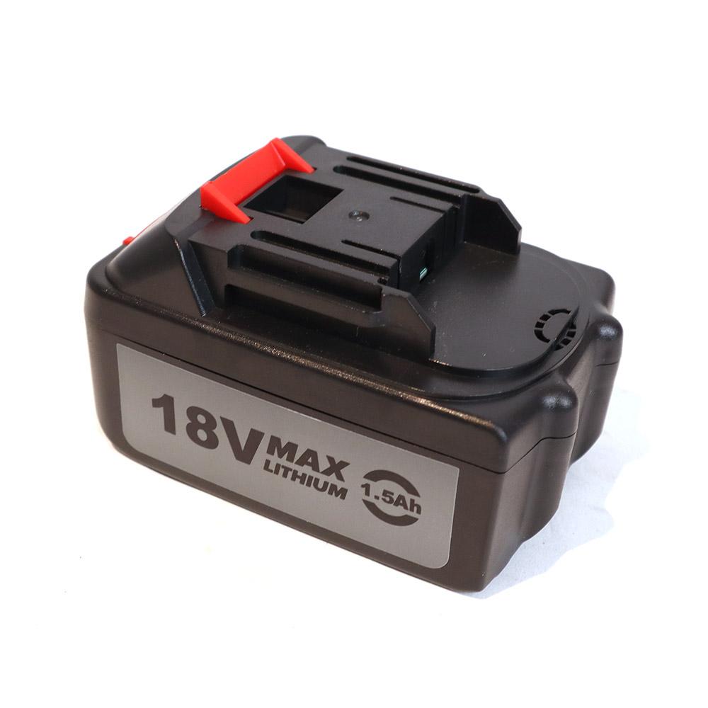 ホイール交換楽々、高トルク280Nm「充電式電動インパクトレンチ」用バッテリー