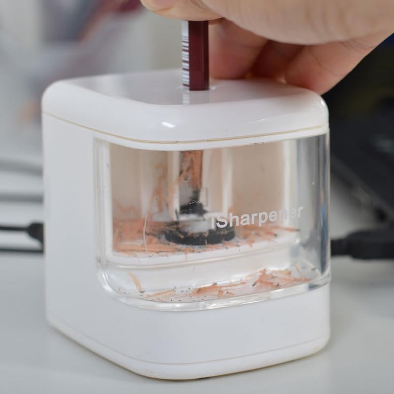 iSharpner(USB鉛筆削)