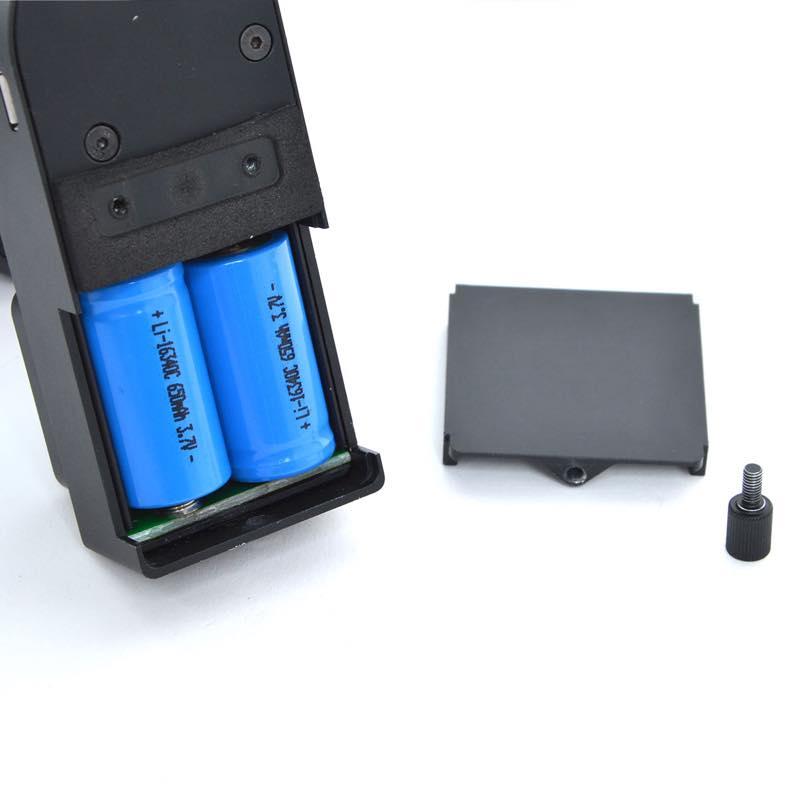 スマホ用ウェアラブル3軸32bit電子制御カメラスタビライザー