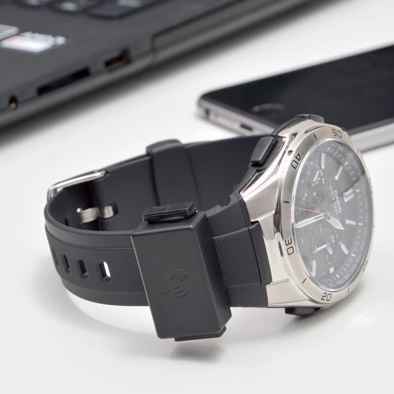 お気に入りの時計がスマートウォッチに!「ウォッチブル」