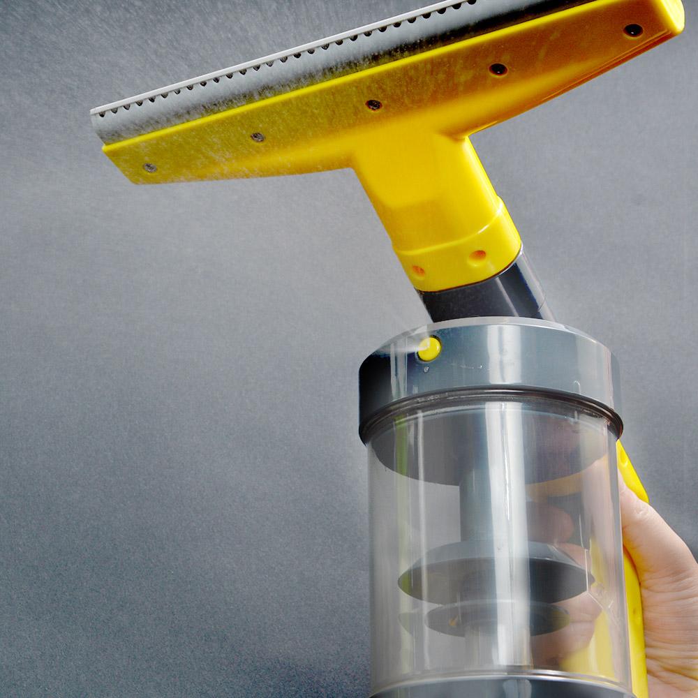 水が吸える掃除機「スイトリーナー」