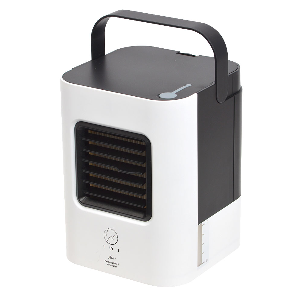 持ち運ぶUSBミニ冷風扇「冷感提灯クーラー」