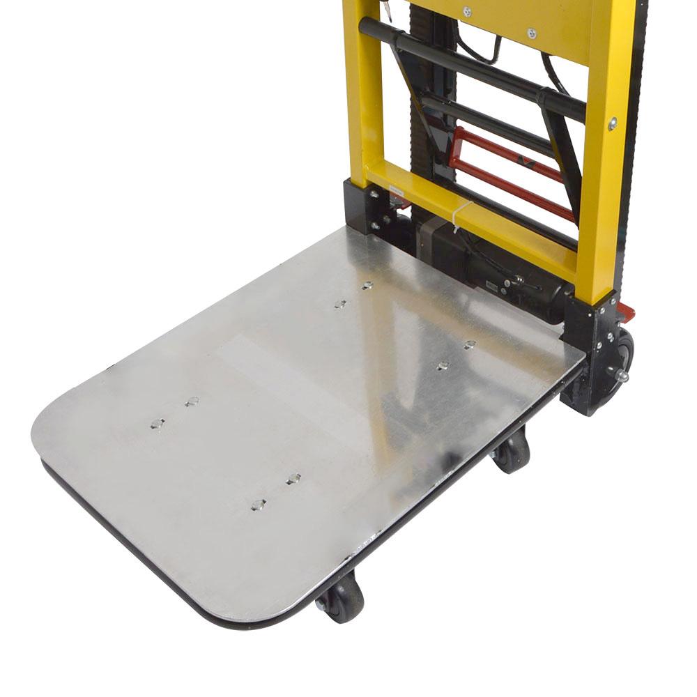 電動階段のぼれる台車用プレート
