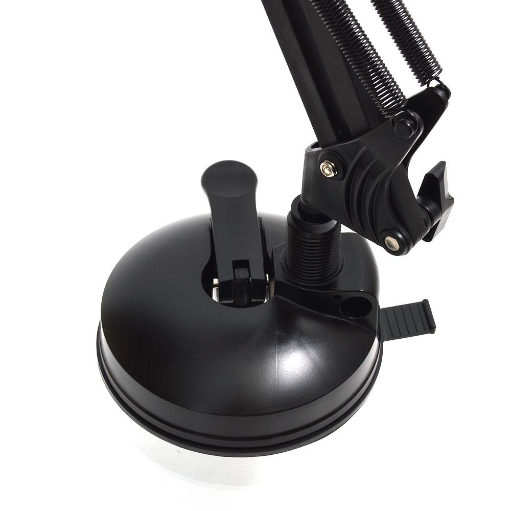 スマホ&タブレット用強力ゲル吸盤フレキシブルアーム