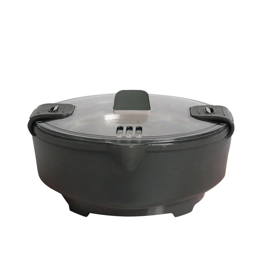 おひとりさま電気調理ケトル「やわらか鍋」