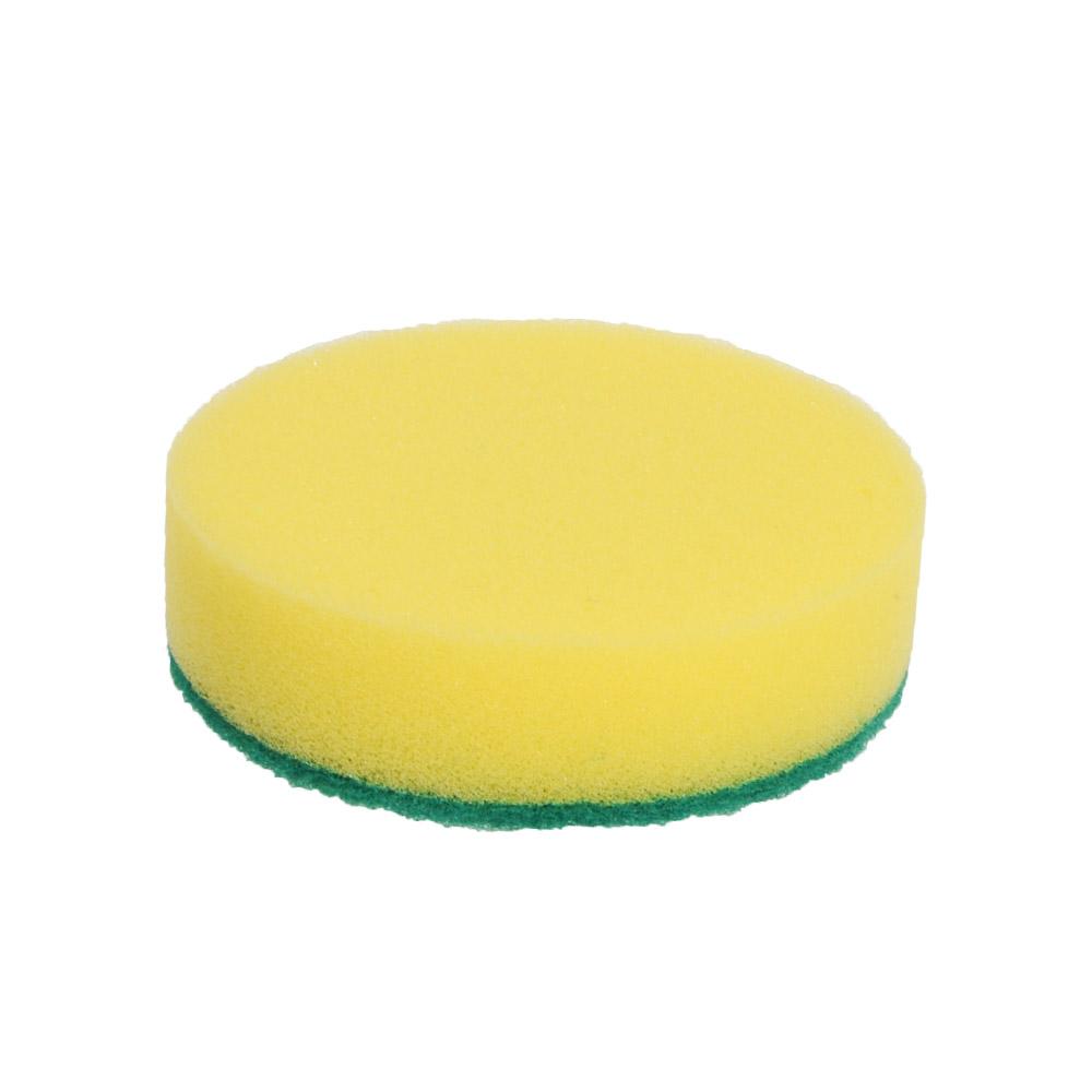 かがまず腰楽!充電式「セパレート回転モップ」用緑と黄のスポンジ