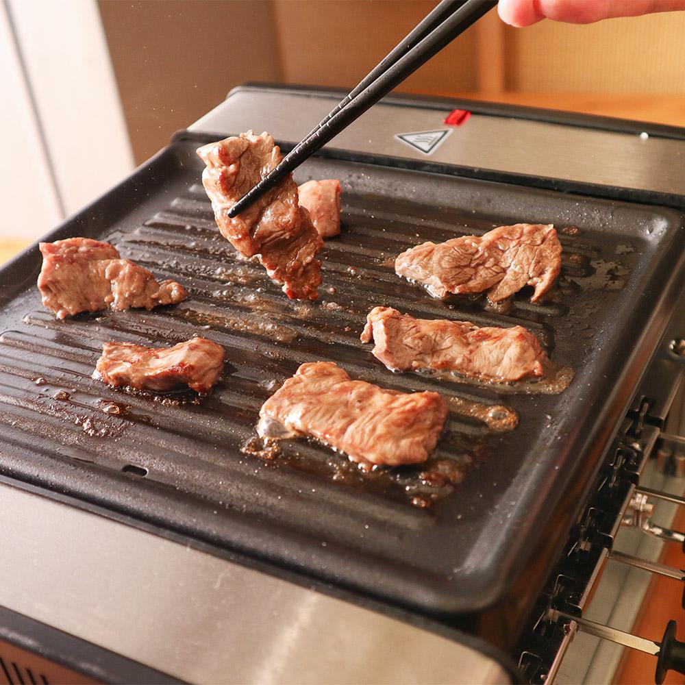 自動回転焼き鳥&焼肉プレート「焼き物大将」