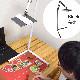 カードゲームの対戦に!「スマホ・タブレット用超強力アームスタンド」