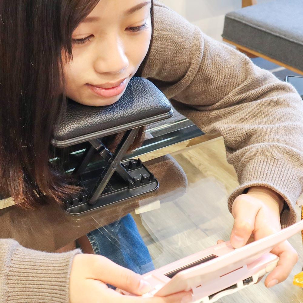 ポータブル折り畳み枕「ダラダラピロ〜」
